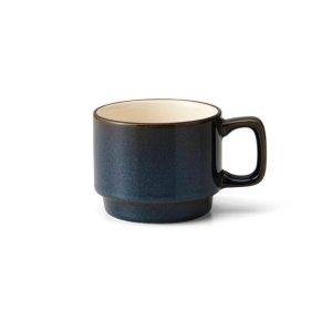 画像1: 【CHARMANT シャルマン】スタックコーヒー紺色