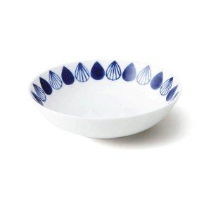 画像1: 【NAVY BLUE ネイビーブルー】16cmボウル ドロップ