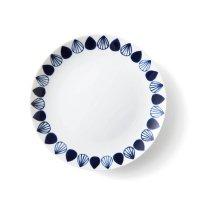 【NAVY BLUE ネイビーブルー】23cmプレート ドロップ
