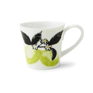 画像1: 【CITRON シトロン】マグカップ グリーン