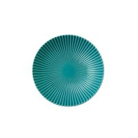 【ROSETTE ロゼット】15cmプレート ターコイズブルー